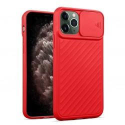 Coque iPhone 11 pro Max - Coque avec Protection caméra Antichoc porte coulissante caméra