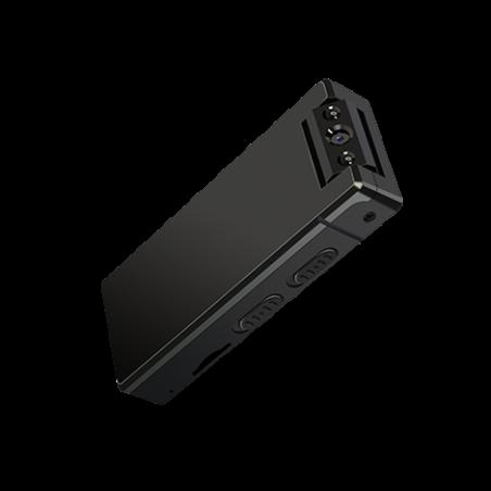 Mini Caméra Wifi avec Batterie Intégrée HD 1080p Tête rotatif