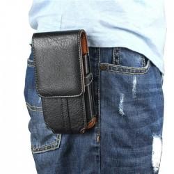 iPhone 11 Pro/Xs/X - Porte Monnaie ceinture étui