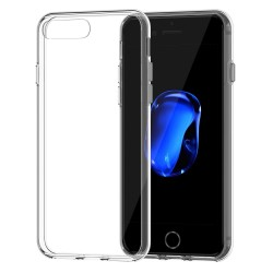 iPhone se(2020)/8/7 - Coque en TPU transparente