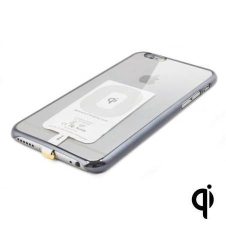 iPhone 7 plus - Adaptateur Qi charge sans fil