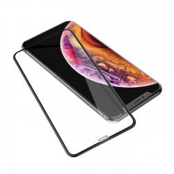 iPhone Xr - Couverture complète en verre trempé
