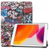 iPad 7 10.2''- étui support inclinable Graffiti