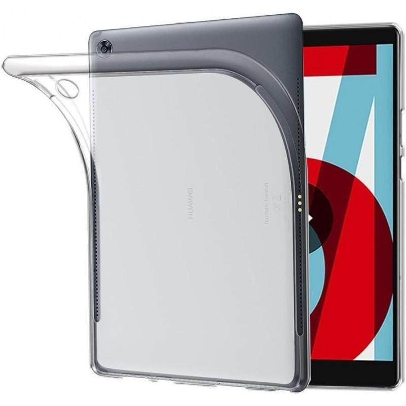 Coque en TPU Souple et Transparente Housse Etui pour Huawei MediaPad M5 10.8 (Transparent)