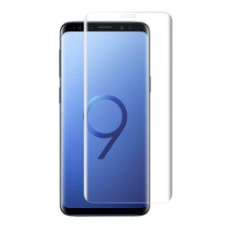 Galaxy S9 / S9 Plus - Protection écran plein écran 3D en verre trempé