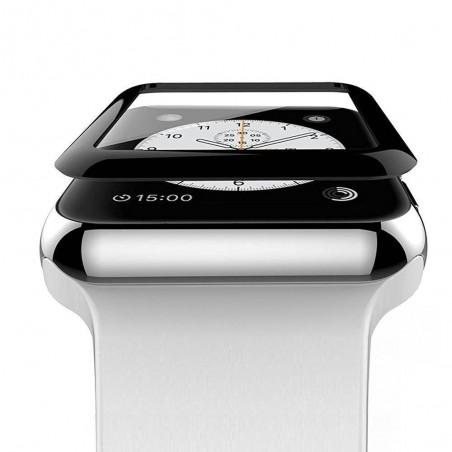 Apple Watch 42mm-Protection d'Ecran en verre trempé 0.15mm