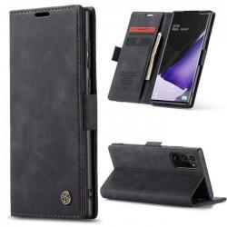 Galaxy Note 20 - étui support rétro avec pochettes