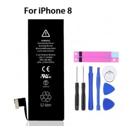 iPhone 8 - Batterie 1821mah accu Li-Ion