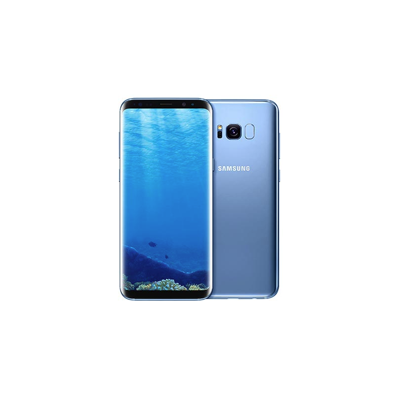 Galaxy S8 - Réparation écran OLED Vitre + LCD
