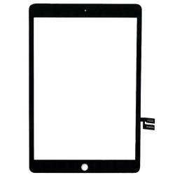 iPad 10.2 (2019) Écran tactile noir - qualité originale