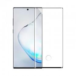 Galaxy Note 10 - Protection Écran en Verre trempé 3D bordure noire