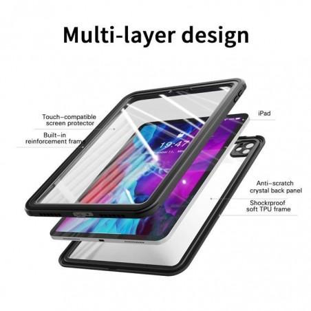 Antichoc Boîtier Étui iPad pro 11 pouces 2020