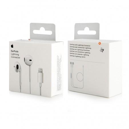 Apple EarPods Lightning Connector avec Fernbedienung et microphone MMTN2ZMA
