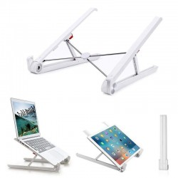 Support Ordinateur Portable Laptop Stand Support inclinable pour MacBook