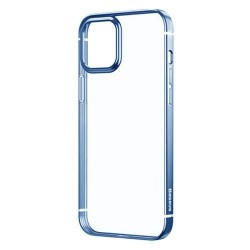 Baseus shining Case (Anti-fall) pour Apple Iphone 12 (6,1) / 12 Pro (6,1) Navy bleu