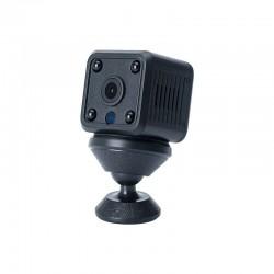 Mini Camera Espion WiFi Full HD 1080P Caméra Cachée Portable sans Fil Micro Caméra Surveillance avec Vision Nocturne