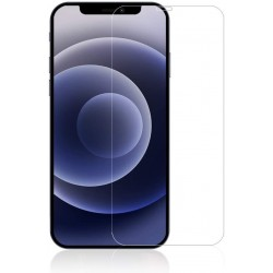 iPhone 12 pro/12 - protection écran verre trempé en 9H