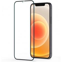 iPhone 12/12 Pro - Couverture complète en verre trempé