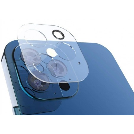 iPhone 12 Pro Max - Protection Caméra Verre Trempe Intégral