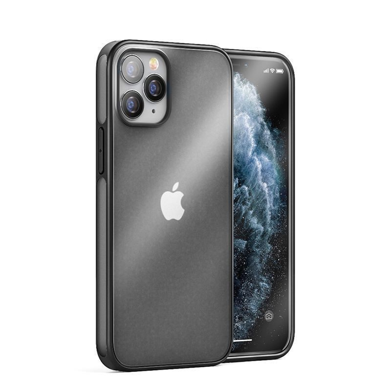 iPhone 12 pro/12 - Coque mate serie SHADOW