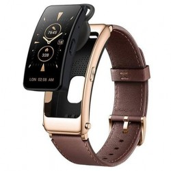 Huawei TALKBAND B6 Mocha Fashion : LA MONTRE CONNECTEE DETACAHBLE