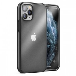 iPhone 12 pro max - Coque mate serie LUCI antichoc ultra moderne