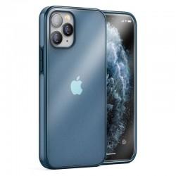 iPhone 12 pro max - Coque mate serie LUCI antichoc ultra moderne