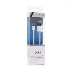 Câble Lightning Pisen® cable rechargement iphone, ipad air