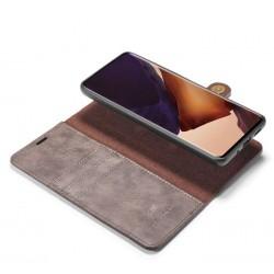 Housse portefeuille détachable Samsung Galaxy Note 20 ultra - Cuir haut de gamme 2 en 1