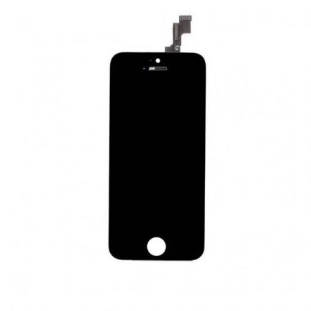 iPhone 5S -Kit de réparation écran-Noir / Blanc
