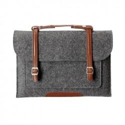 Housse sac en laine feutre
