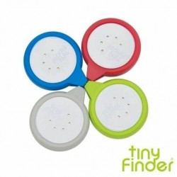 TINYFINDER Bluetooth Chip - Porte-clé intelligent connecté