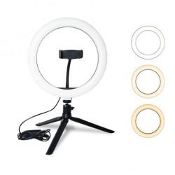 LED Lumière selfie Anneau...