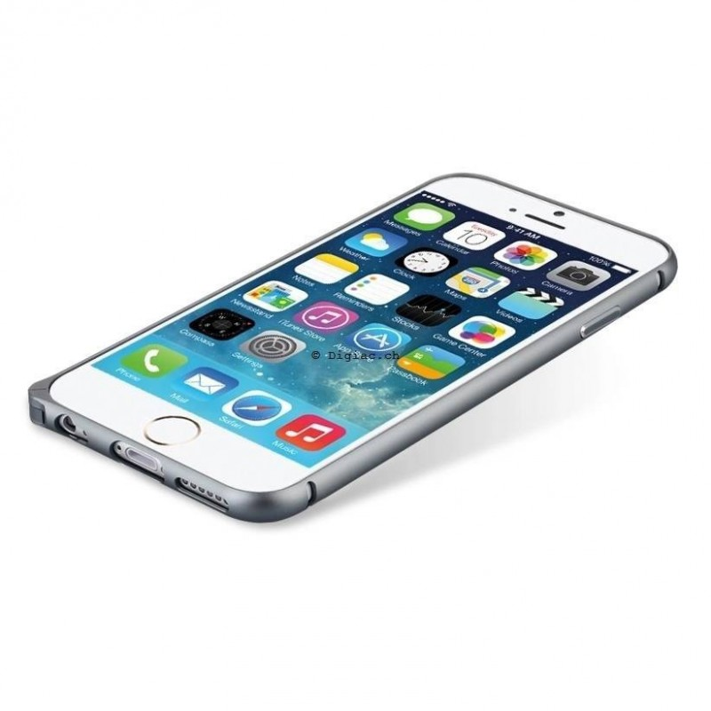 iPhone 6 plus 5.5'' - Bumper en Aluminium