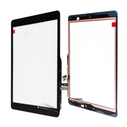 iPad 8/7 Écran tactile noir...
