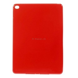 iPad Air 2 - Coque en TPU Brillant - Rouge