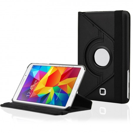 Galaxy Tab4 8.0 - étui support rotatif