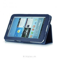 Galaxy Tab3 7.0 - étui support avec rabat