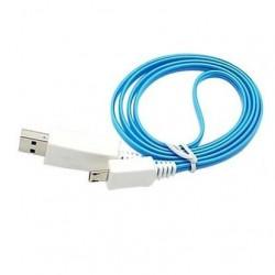 Câble USB rétractable synchronisation/chargement pour les appareils Android