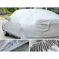 Bâche grise épaisse voiture