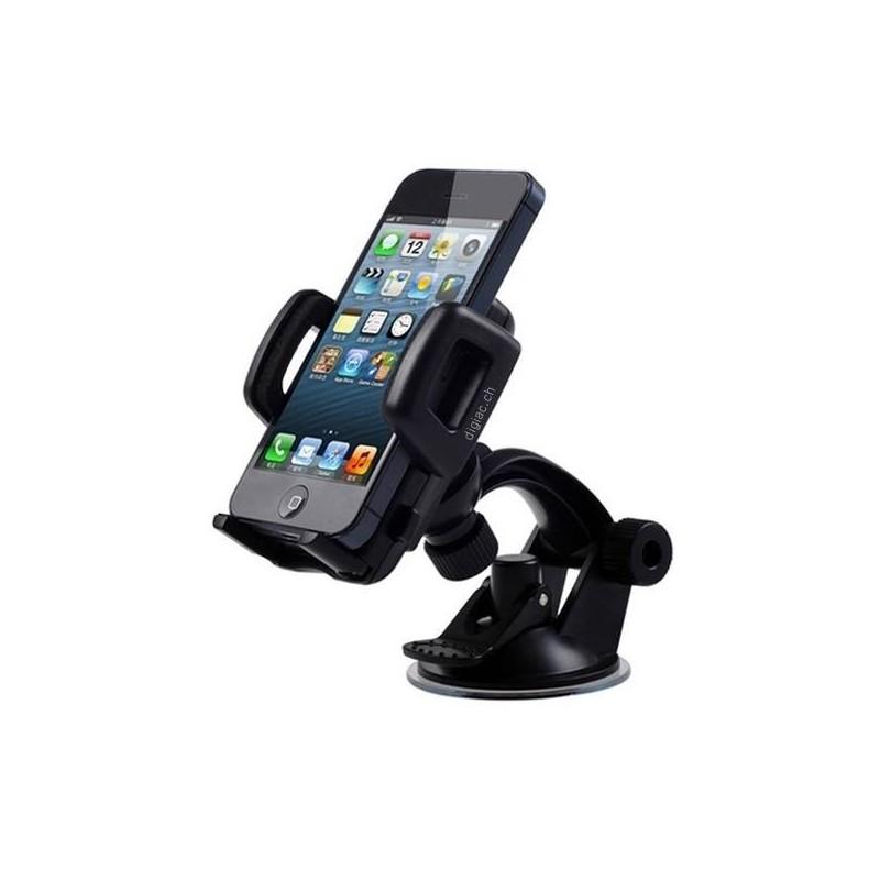 support universel t l phone pour la voiture digiac. Black Bedroom Furniture Sets. Home Design Ideas
