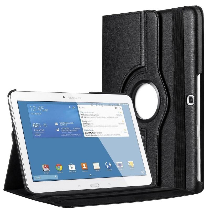 Galaxy Tab4 10.0 - étui support rotatif