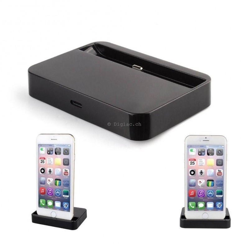 iPhone 6/6plus -Station d'accueil Dock