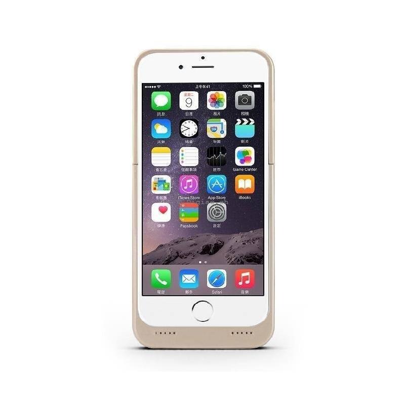 iPhone6(4.7'') - Coque Batterie Intégrée chargement Externe