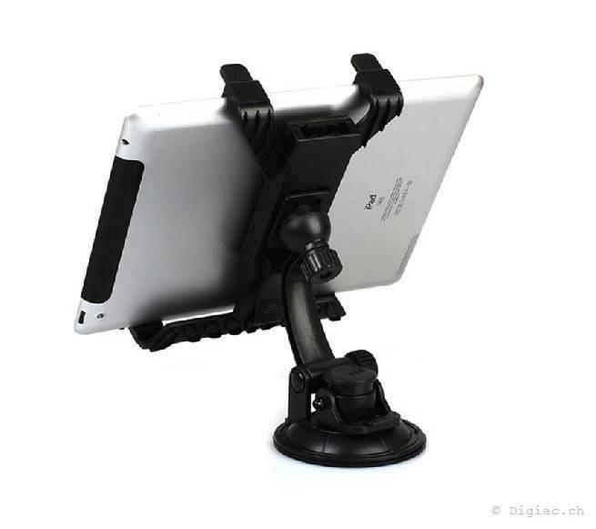 Support téléphone voiture Magnétique Grille d aération Natel - DigiAC 8053b12cfd4