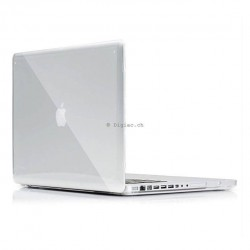 "MacBook Pro 15"" - Coque transparente"