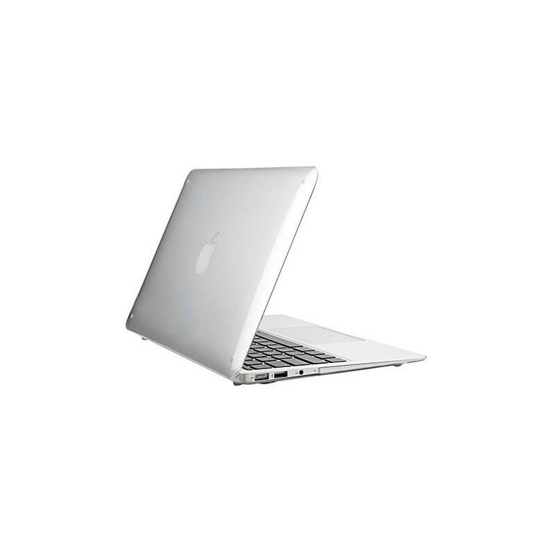 """MacBook air 11"""" - Coques transparente devant et derrière"""