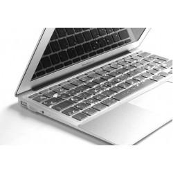 MacBook air et pro - Protection clavier tranparente