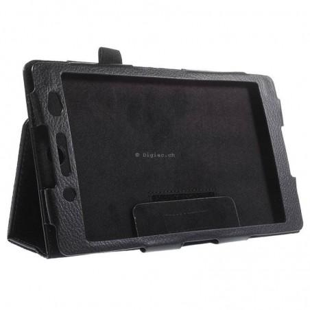 Sony Xperia Z3 Tablet Compact - Etui similicuir en Rabat