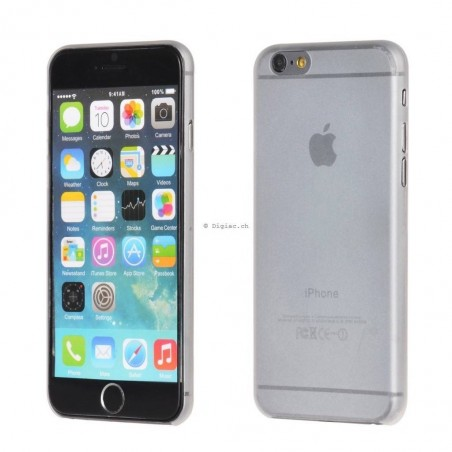 iPhone 6(4.7'') - coque rigide ultra fine 0.3mm
